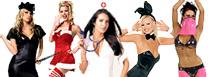 Transformiste : Transformez radicalement votre apparence grâce à nos perruques, faux seins et chaussures Drag queen.