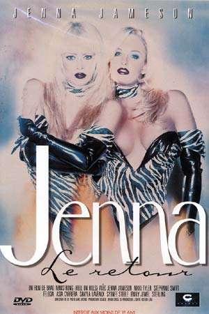 Jenna le retour - DVD : Cuir, lingerie, luxe, lesbiennes, godes... le bonheur absolu!!!